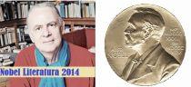 Patrick Modiano recibe el Nobel de Literatura 2014