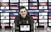 """Milan, Montella: """"Lazio squadra importante, dubbi a centrocampo e in attacco"""""""