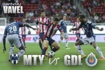 Previa Monterrey - Chivas: por el primer triunfo en el BBVA