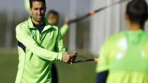 Pendientes de Álex Martínez y Montoro en el Granada CF