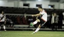"""Mora: """"Me fui contento por el gol"""""""