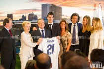 """Morata: """"Ahora tengo la experiencia que me faltaba para jugar en el Real Madrid"""""""