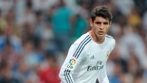Alvaro Morata lands in Turin to complete €18m switch from Real Madrid