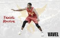 Yanick Moreira: llegó, vio y venció