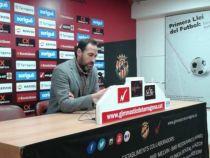"""Vicente Moreno: """"Hemos hecho muchas cosas para ganar"""""""