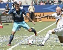 Jordan Morris leads Seattle Sounders to vital win over LA Galaxy