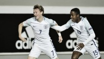 France under-17's 0-2 England under-17's: English double deals blow to French progression