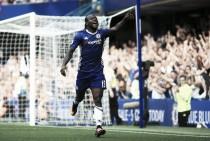 Moses nombrado jugador del mes de noviembre en la Premier League