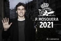 El Deportivo renueva a Mosquera hasta 2021