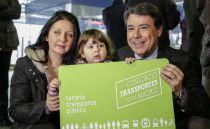 Los madrileños de hasta 7 años viajan gratis desde el 1 de marzo