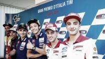 Rueda de prensa del Gran Premio de Italia de MotoGP 2015