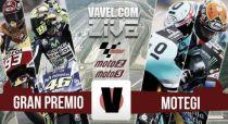 Resultado clasificación de Moto3 del GP de Japón
