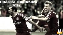 Bitácora Bundesliga 2015: Un gol que valió la Inmortalidad