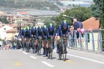 Giro de Italia 2016: Movistar Team, experiencia en busca del Giro