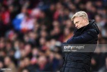 David Moyes rues missed chances after Sunderland's home stalemate in must-win Burnley clash