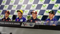 Championship on everyone's mind as the MotoGP arrive at MotorLand Aragon