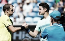 Australian Open, al terzo turno Raonic e Dimitrov. Ok Monfils e Goffin