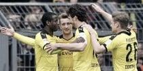 Borussia Dortmund 5-1 VfL Wolfsburg: BVB run rampant to end Wolves' European hopes