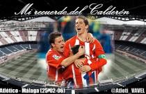 Mi recuerdo del Calderón: la primera vez