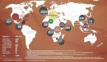 Aumenta el número de muertes por migraciones