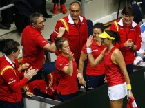 Fed Cup: Serbia vs Spain Day One Recap