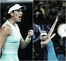 Australian Open quarterfinal preview: Coco Vandeweghe vs Garbiñe Muguruza
