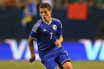 Everton close in on Muhamed Besic