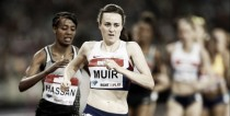 Anniversary Games: Muir and Women's sprint relay team land British Records two weeks out from Rio