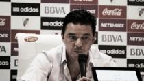 """Gallardo: """"Haremos el intento de jugar una nueva final"""""""