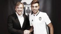 Munir, cedido al Valencia CF