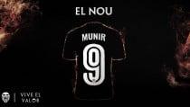 Munir, nuevo ariete del Valencia