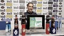 "Pedro Munitis: ""El objetivo es ir recortando cada jornada"""