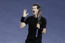 """Andy Murray: """"En el primer set yo no estaba allí"""""""