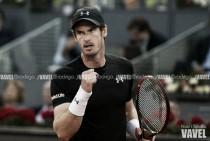 Murray echa al campeón