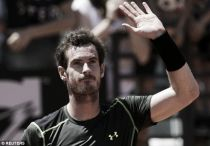 Fatigued Murray Pulls Out of Rome