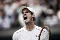 """Andy Murray: """"Si puedes, lo mejor es salir cuanto antes de la pista"""""""