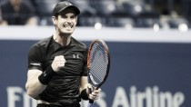 US Open 2016: No delays for Murray as he reaches round three under the roof