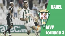 Rodri, MVP del Córdoba CF ante el Lugo para los lectores de VAVEL
