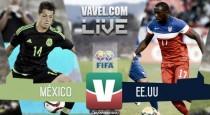 Fin a 'la Maldición de Columbus': México derrota 2-1 a Estados Unidos