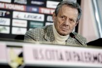 """Operazione """"Fuorigioco"""", Zamparini: """"Chiederò di sospendere il campionato"""""""