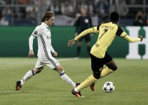 Luka Modric, elegido como mejor jugador del Borussia Dortmund - Real Madrid