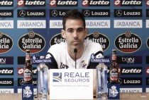 "Fernando Navarro: ""El Betis llega en línea ascendente"""