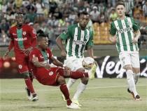 Atlético Nacional suma tres empates seguidos por Liga Águila