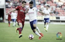 Otra remontada del Numancia al Zaragoza