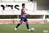 """Nacho Cases: """"Hay que mejorar en todo, el otro día el Sporting no fue lo que es"""""""