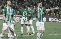 Atlético Nacional derrotó a Santa Fe y se clasificó a los cuadrangulares