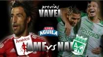 América de Cali vs. Atlético Nacional: se reencuentran dos históricos del FPC