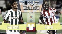 Nacional Vs Junior en vivo y en directo online (0-0)