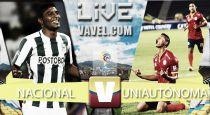 Atlético Nacional vs Uniautónoma en vivo y en directo online (2-0)