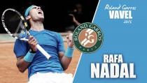 Roland Garros 2016. Rafael Nadal: en búsqueda de recuperar la corona perdida
